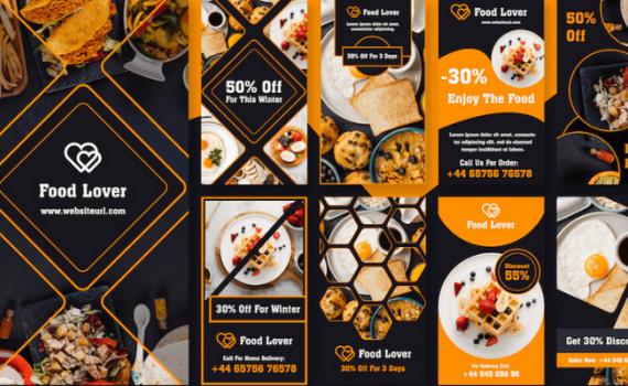 thiết kế website nhà hàng
